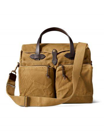 FILSON Tin Cloth Briefcase
