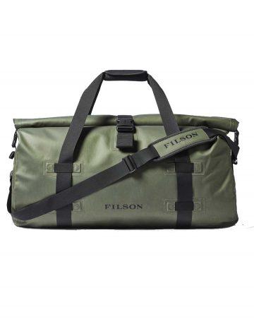 Large Dry Duffle Bag Green